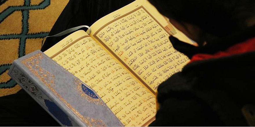 55 bin Kur'an-ı Kerim dağıtılacak