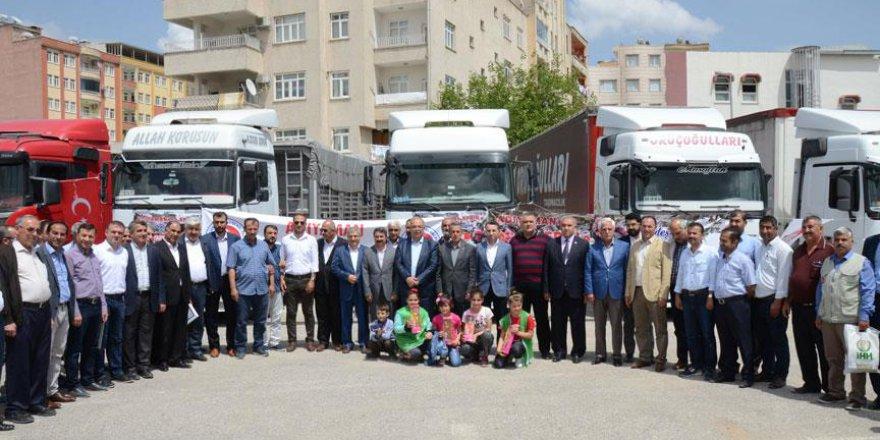 Adıyaman sakinleri Afrin'e sahip çıktı