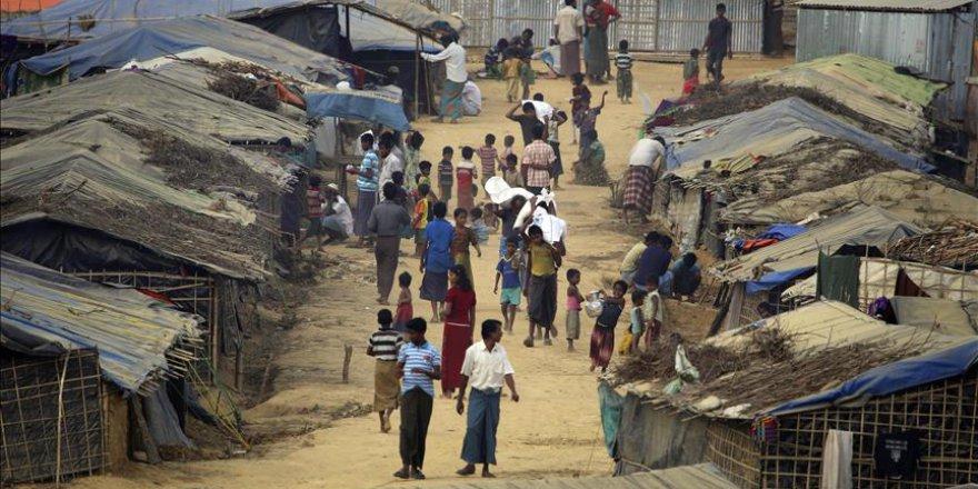 'Uluslararası toplum, Myanmar'a karşı somut adımlar atmıyor'