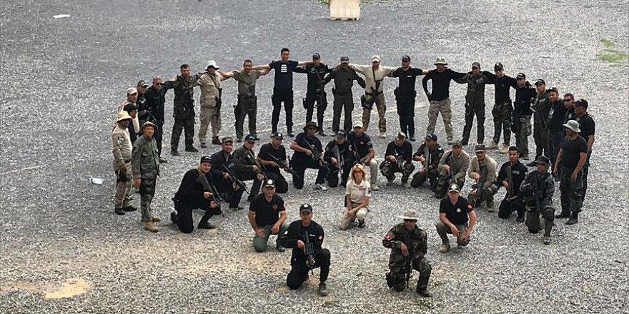 Tunus Polisinin eğitimi Türk Polisinden