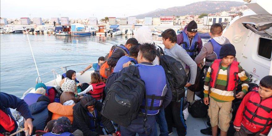 Son 24 saatte 407 yabancı uyruklu yakalandı