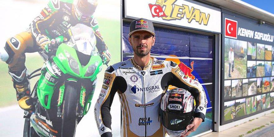 Milli motosikletçi Kenan Sofuoğlu emekli oldu