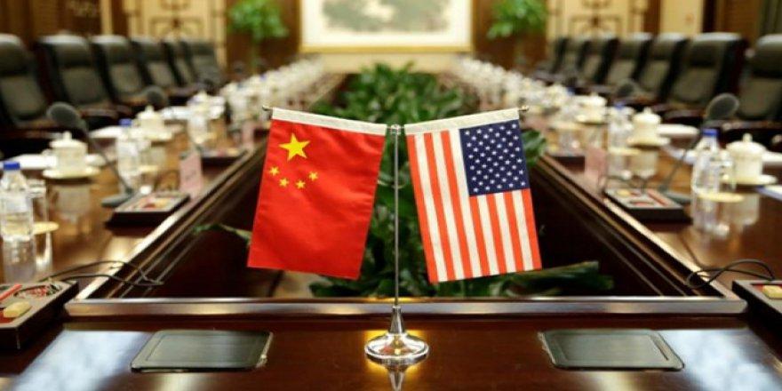 Ticaret krizinin çözümü için, Çin'den ABD'ye iade-i ziyaret