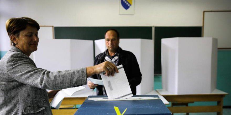Bosna-Hersek'te genel seçime doğru
