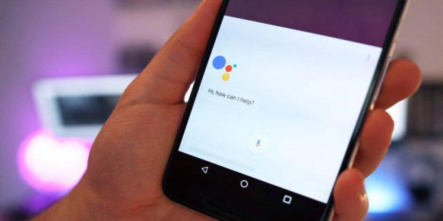 Google Asistan Türkçe konuşacak