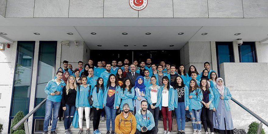 Mezopotamya'dan Balkanlara Eğitim Projesi Bosna Hersek'te