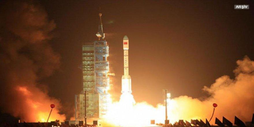 Çin yeni gözlem uydusunu fırlattı