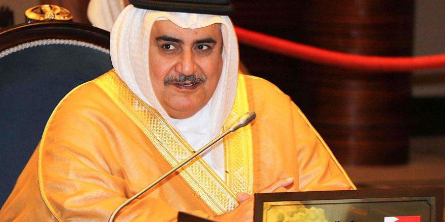 Bahreyn, İsrail'e destek verdi