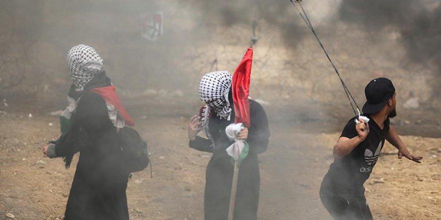 Gazze'de 'Hazırlık ve Uyarı Cuması'