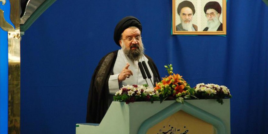 İran'da cuma imamından İsrail'e tehdit