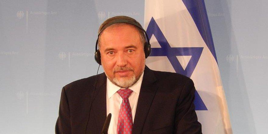 İsrail Savunma Bakanı Liberman'dan Esed'e mesaj