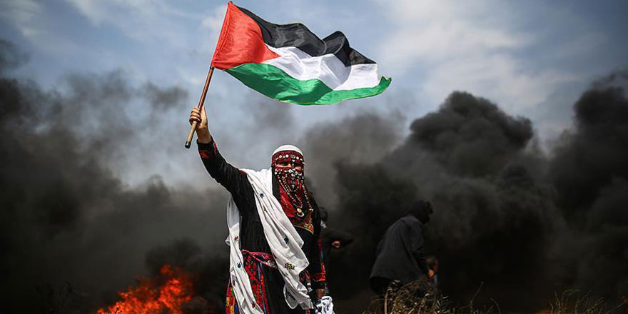 Gazze en büyük protestoya hazırlanıyor