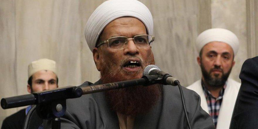 El-Osmani: Müslümanlar olarak insanlara merhametli davranmak zorundayız