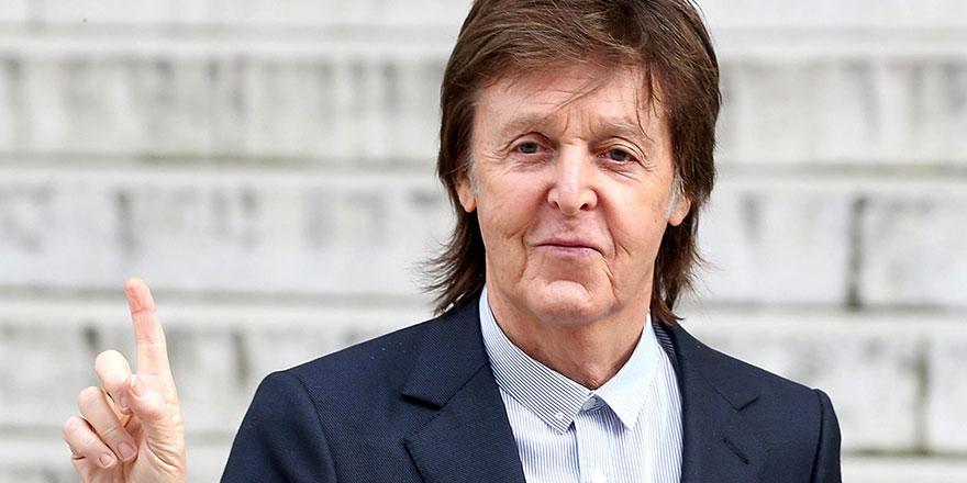 İngiliz müzisyen Paul McCartney de İsrail'i reddetti
