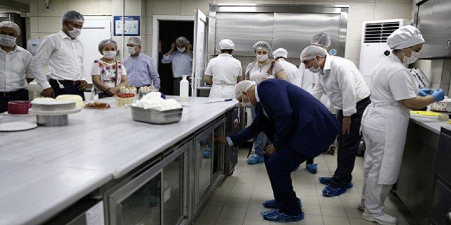 Gıda üretimi ve satışı, 1 milyon kez denetlendi
