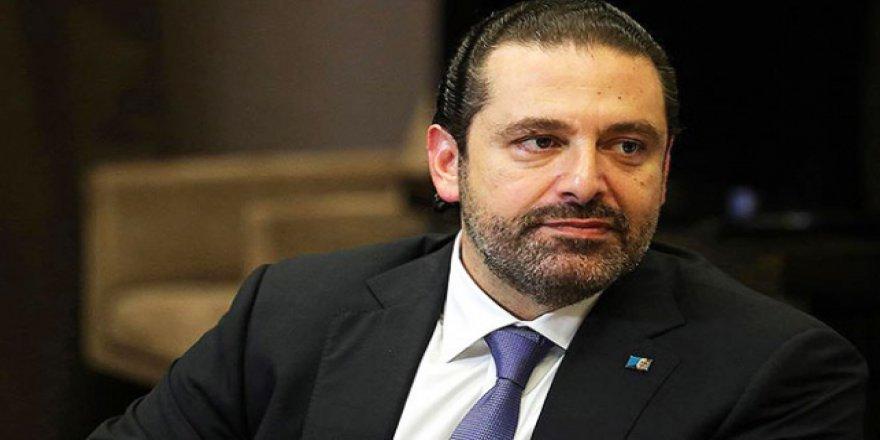 Hariri'nin ofis müdürü görevinden istifa etti