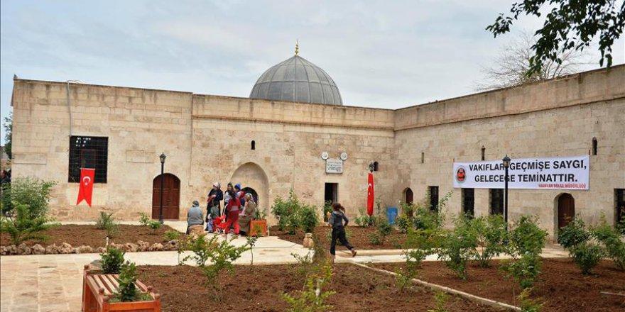 Mardin ve Diyarbakır'da terörün harap ettiği tarihi yapılar yenileniyor