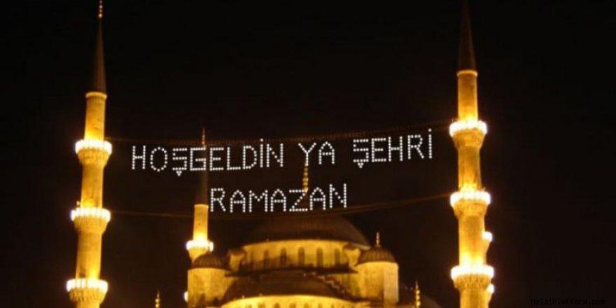 18 Mayıs Konya İmsak Vakti | 2018 Konya Ramazan İmsakiyesi