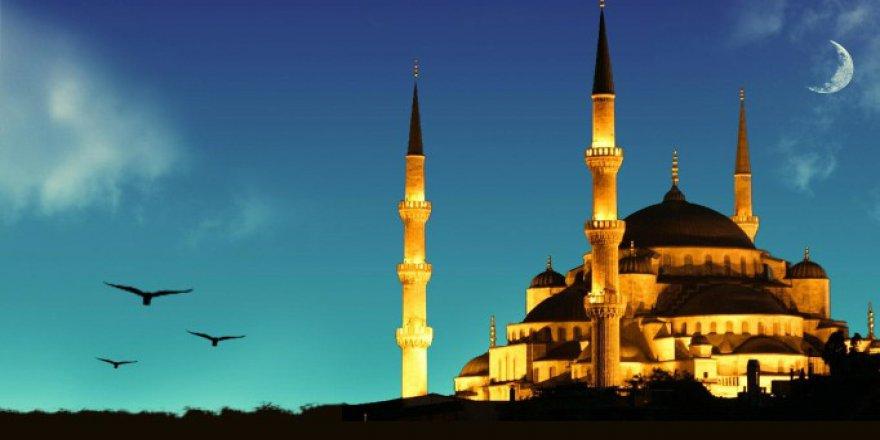 2 Haziran İstanbul İmsak Vakti