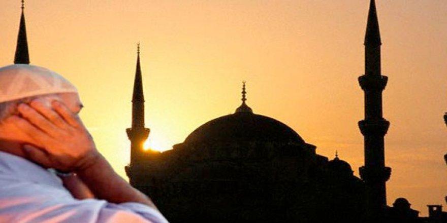 Sivas'ta ilk imsak saat kaçta? 2018 Sivas Ramazan İmsakiyesi