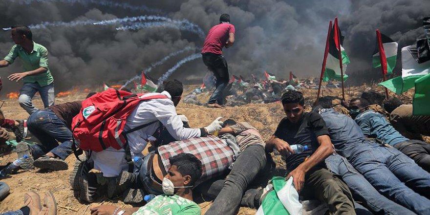 Filistin hükümetinden dünyaya çağrı