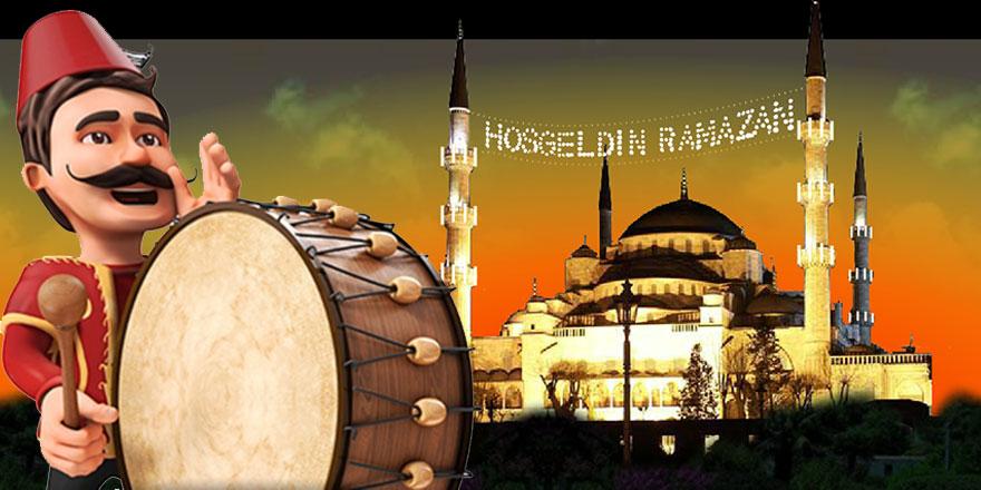 Ey Ramazan elveda, bu hüzünlü bir seda
