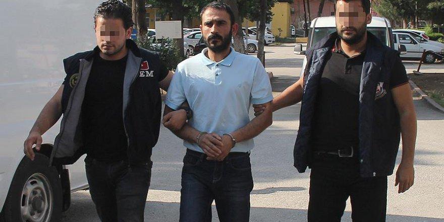 DEAŞ için roket başlığı hazırlayan şüpheli Adana'da yakalandı