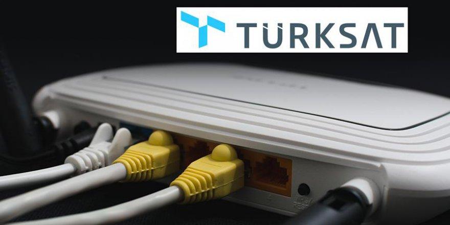 Türksat'tan sevindiren internet kampanyası