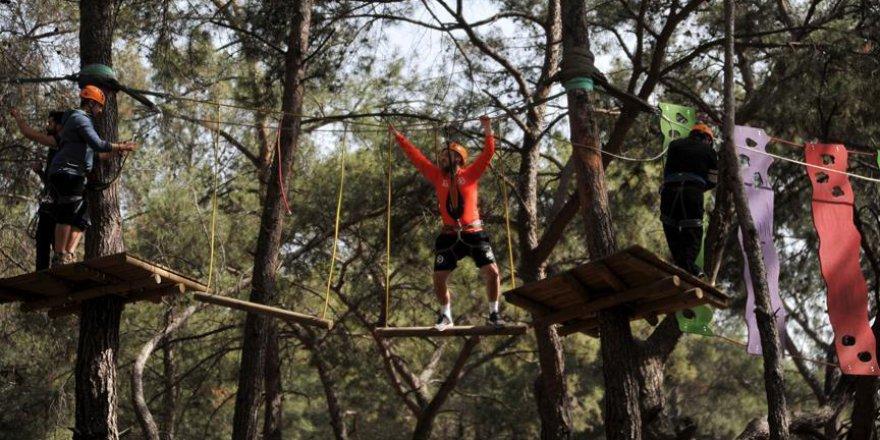 """Yurt dışındaki gençler Türkiye'de """"Gençlik Kampı""""nda buluşacak"""