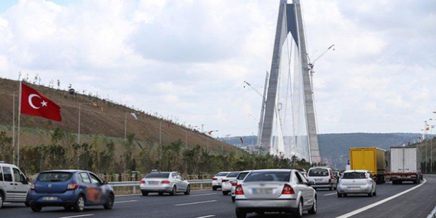 İki büyük proje ile İstanbul trafiği nefes aldı