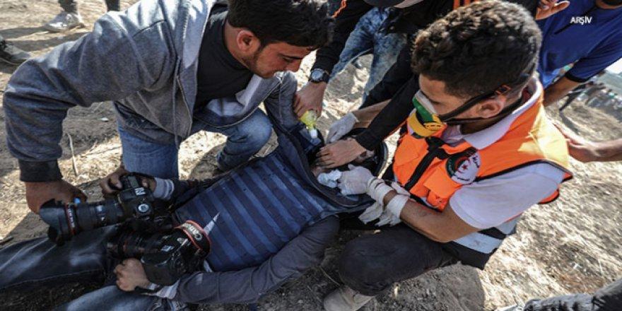 Gazzeliler İsrail yardımlarını reddetti