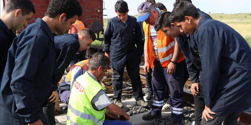 Edirne'de hızlı tren teknik elemanı yetişecek