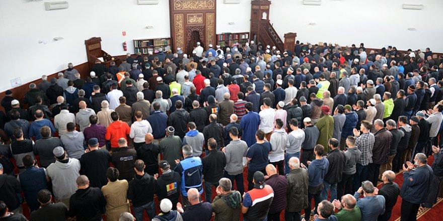 Avustralya'da Filistinli şehitlere gıyabi cenaze namazı kılındı