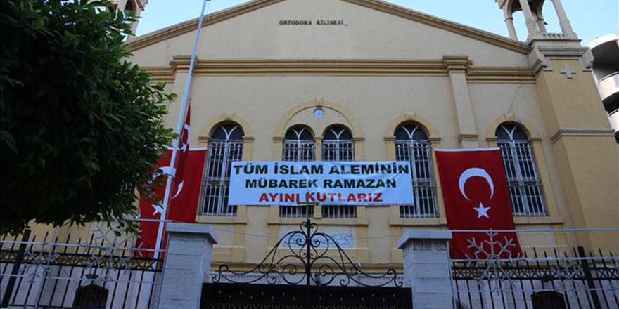 Türkiye Ortodokslarından Ramazan tebriği ve İsrail'e tepki