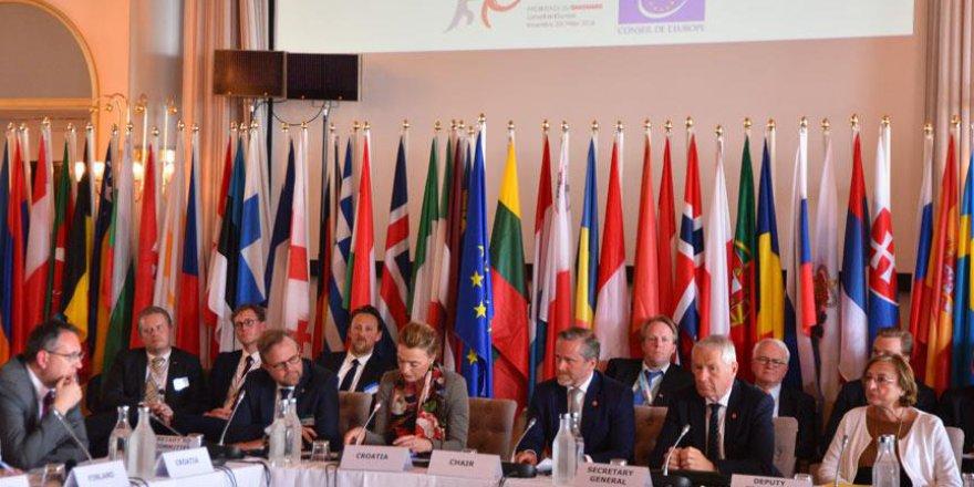 Avrupa Konseyi dönem başkanlığı Hırvatistan'da