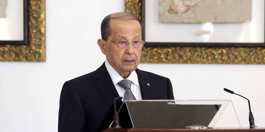 'İsrail, Lübnan'ın egemenliğini ihlâl ediyor'