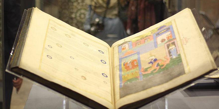 İslam eserleri müzesi Ramazanda 01.30'a kadar açık