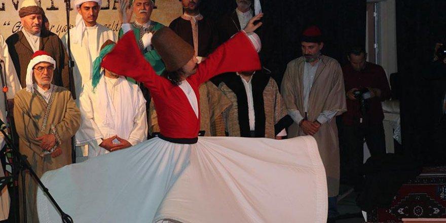Kastamonu'da 'Anadolu Evliyaları' gösterisi