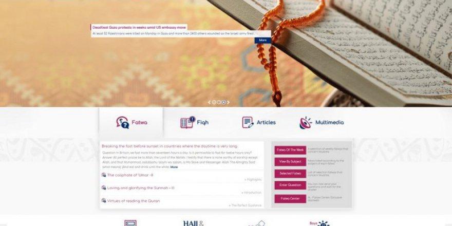 Dünyanın en büyük Online İslami Kütüphanesi 20. Yılını kutluyor