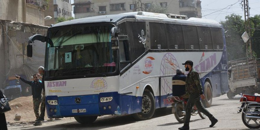 Esed ve DEAŞ arasında kamp anlaşması