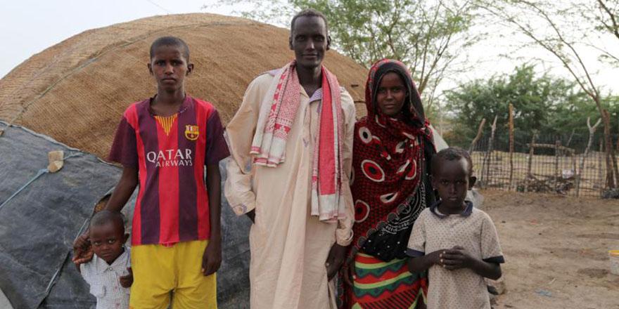 Az şükredenlerin dikkatine: Etiyopyalı Muhammed'in ramazan duası bir damla su