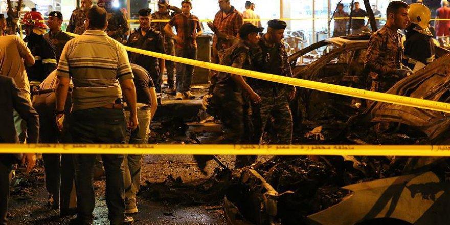Bağdat yine saldırı ile kana bulandı