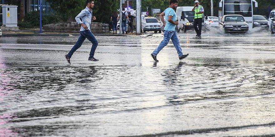 Meteoroloji uyardı: Tüm yurtta yağışlar etkili olacak