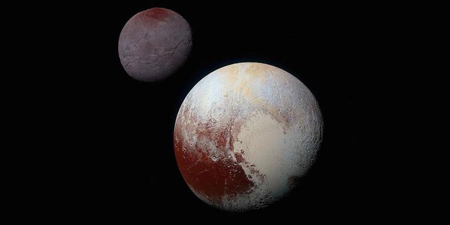Plüton milyonlarca kuyruklu yıldızdan oluşuyor