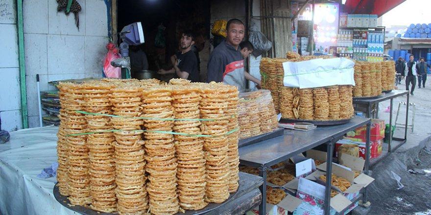 Afganistan'da ramazanda semt pazarları canlandı