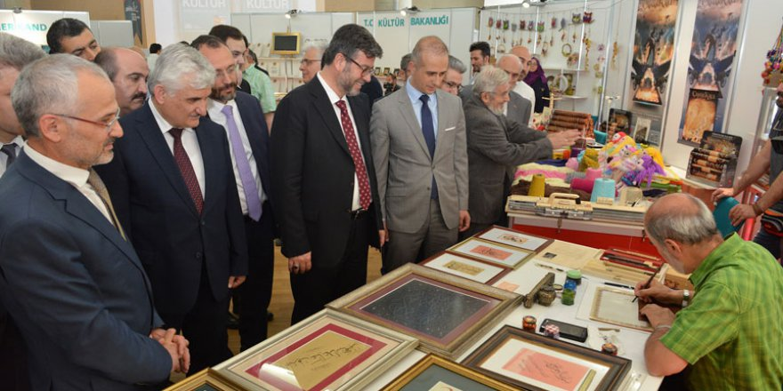 Diyanet İşleri Türk İslam Birliği'nden Almanya'da fuar