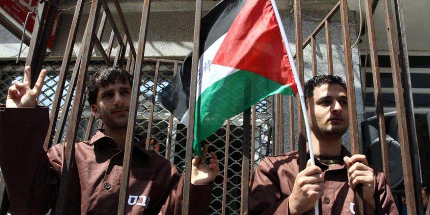 Hamas üyesi tutuklulara Dünya Kupası'nı izlemek yasak