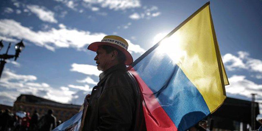 Kolombiya'da seçim zamanı