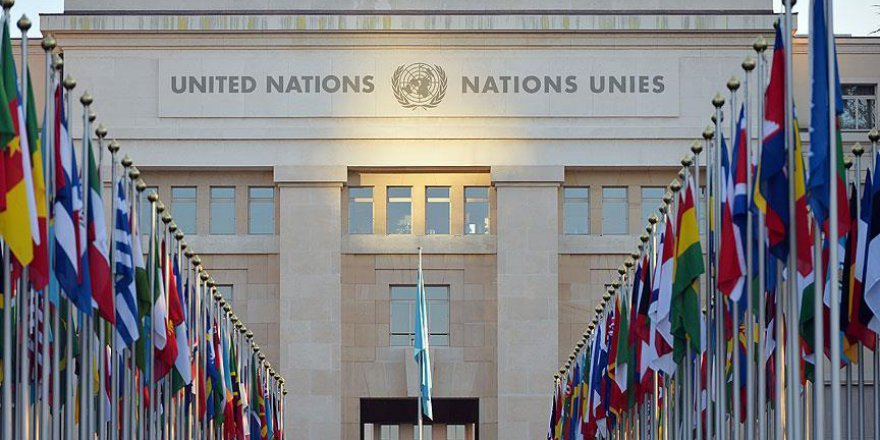 Silahsızlanma Konferansı'nda Suriye'ye tepki ve boykot