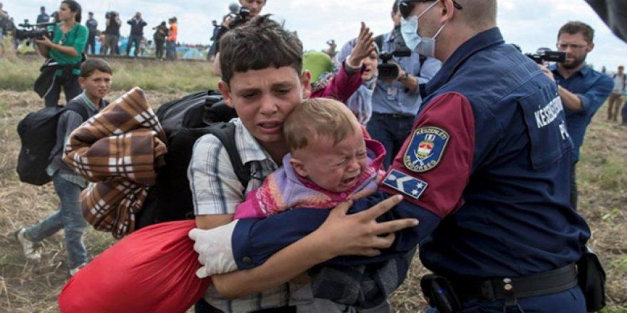 'Mültecileri Avrupa ülkeleri arasında paylaştıralım'